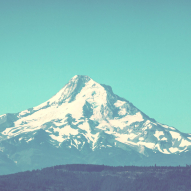 View of Mt Hood to illustrate movers newberg oregon